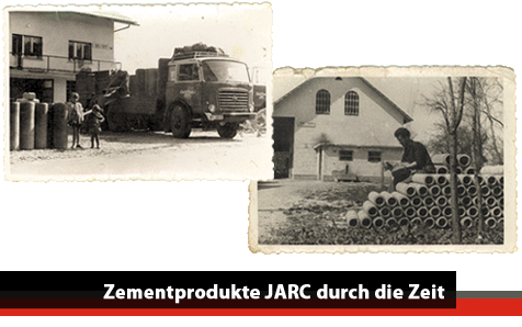 Zementprodukte Jarc